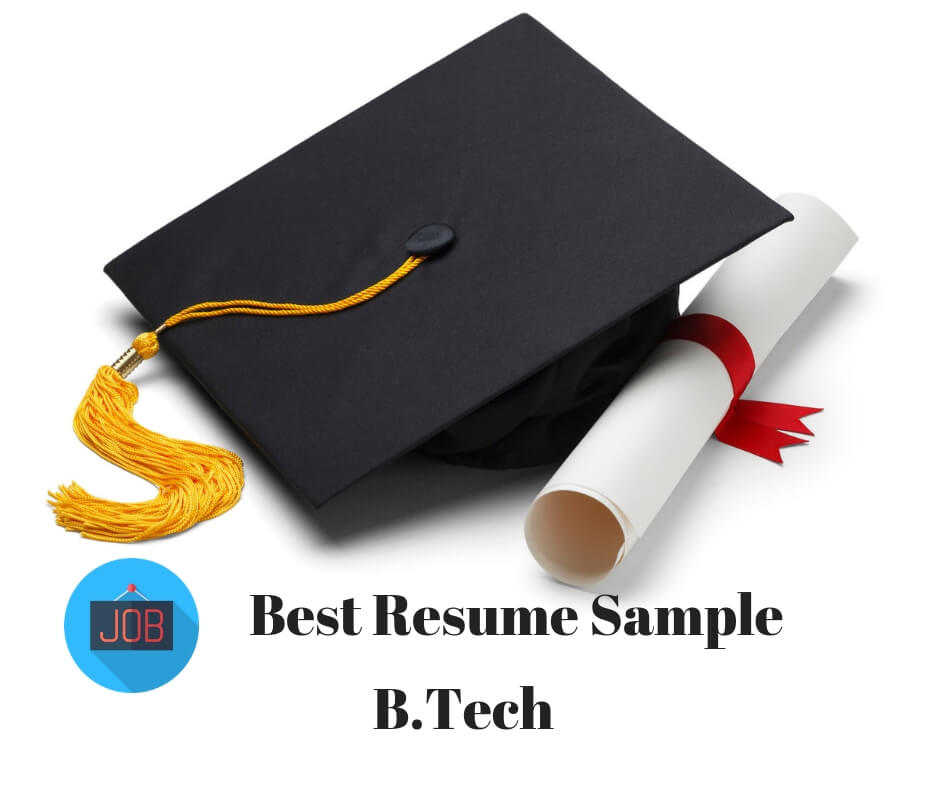 resume for b tech pursuing students archives eabroadjobs com