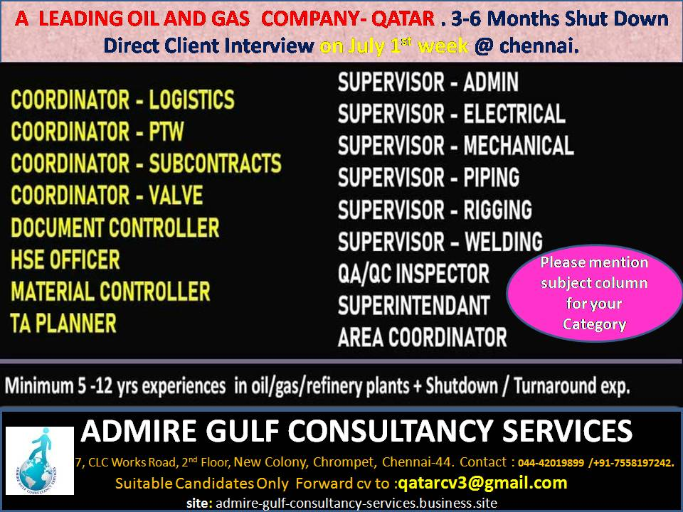 gulf jobs exp 06 july