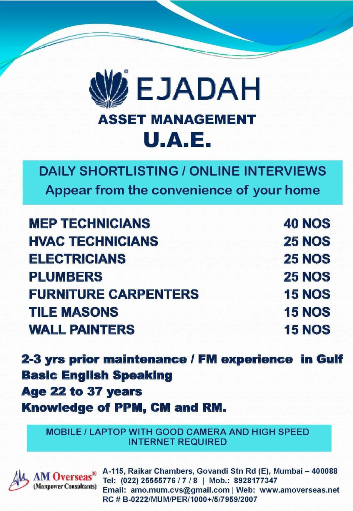 Jobs in jedah