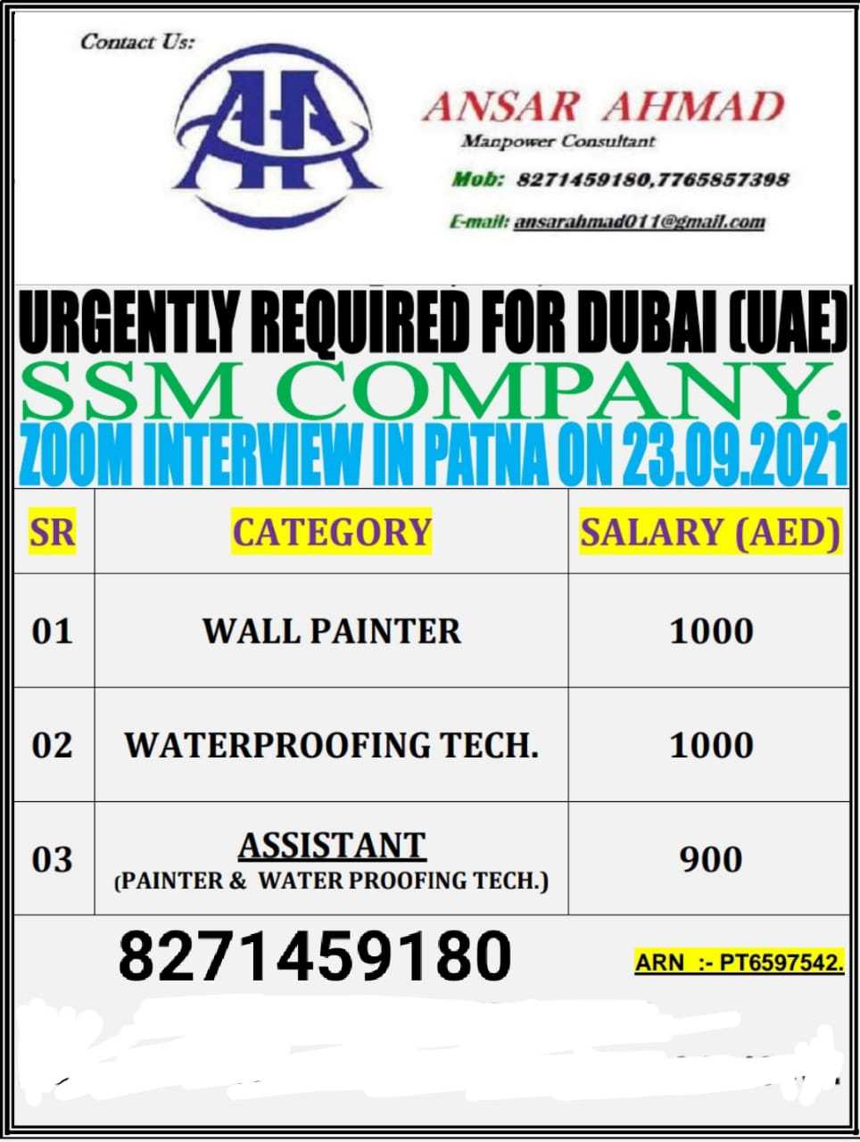 client interview in patna