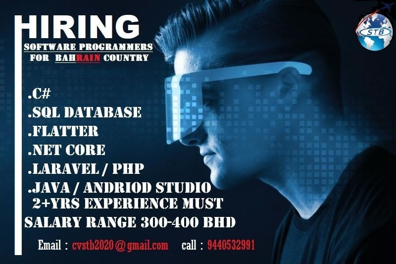 It jobs for Gulf in Hyderabad